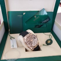 Rolex Sky-Dweller Rose gold 42mm No numerals United States of America, New Jersey, Totowa