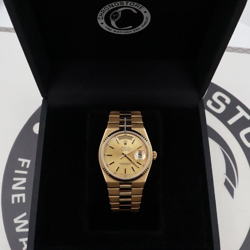 Rolex Day-Date Oysterquartz 1979 tweedehands