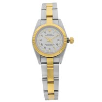 Rolex Oyster Perpetual 26 Steel 26mm White Roman numerals United States of America, New York, NYC
