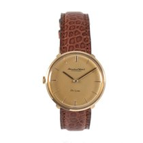 IWC Yellow gold 34mm Manual winding pre-owned