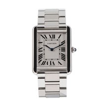 Cartier Tank Solo Steel 27.5mm