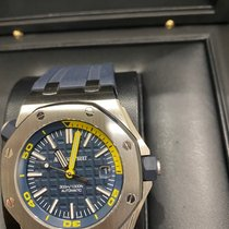 Audemars Piguet Steel 42mm Automatic 15710ST.OO.A027CA.01 pre-owned United States of America, Texas, laredo