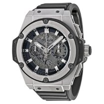 Hublot King Power Titanium 48mm Grey No numerals United States of America, New York, New York