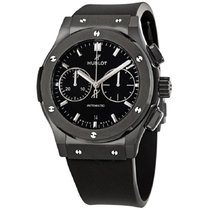 Hublot Classic Fusion Chronograph Ceramic 45mm Black No numerals United States of America, New York, New York