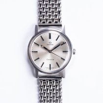 Omega Genève Steel 34.5mm Silver United States of America, New York, New York