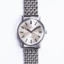 Omega Genève pre-owned 34.5mm Silver