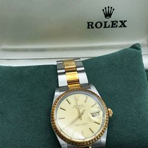 Rolex Oyster Perpetual Date 15053 Very good Gold/Steel 34mm Automatic UAE, Abu Dhabi