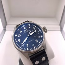 IWC Big Pilot Steel 46.2mm Black Arabic numerals United States of America, Florida, Coconut Creek