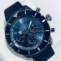 Breitling Superocean Heritage Chronograph Stahl 44mm Blau Deutschland, Allersberg