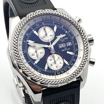 Breitling Bentley GT A13362 Sehr gut Stahl 44,8mm Automatik