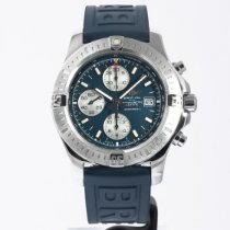 Breitling Colt Chronograph Automatic Steel 44mm Blue United States of America, Massachusetts, Boston