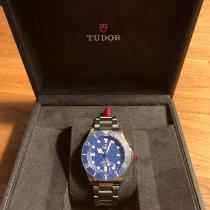 Tudor Pelagos Titan 42mm Blau Keine Ziffern Deutschland