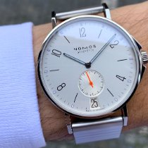 NOMOS Steel 40mm Automatic 556 pre-owned