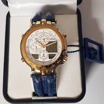 Jacques Lemans 40.7mm Cuarzo Quarz Jacques Lemans, Chronograph, GMT, 559 nuevo