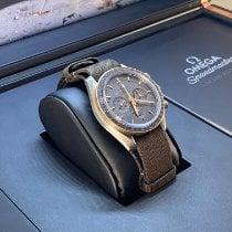 Omega 311.62.42.30.06.001 Titanium 2014 Speedmaster Professional Moonwatch 42mm pre-owned