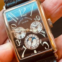 Franck Muller Master Banker White gold 32.5mm Black Arabic numerals United States of America, California, Woodland