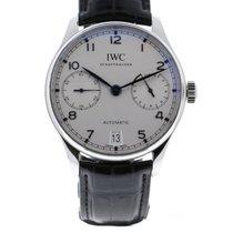 IWC Portuguese Automatic новые 2020 Автоподзавод Часы с оригинальными документами и коробкой IW500705