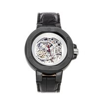 Clerc pre-owned Automatic 44mm 5 ATM