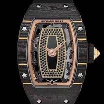 Richard Mille RM 07 Carbon 45.66mm Transparent No numerals