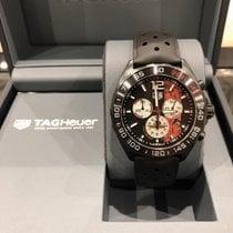 泰格豪雅 鋼 43mm 石英 CAZ101AD.FT8024 新的 香港