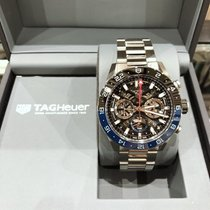 TAG Heuer Carrera CBG2A1Z.BA0658 New Steel 45mm Automatic