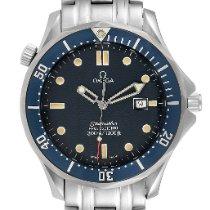 Omega Seamaster Diver 300 M Acier 41mm Bleu