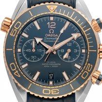 Omega 215.23.46.51.03.001 Acier 2020 Seamaster Planet Ocean Chronograph 45.5mm nouveau