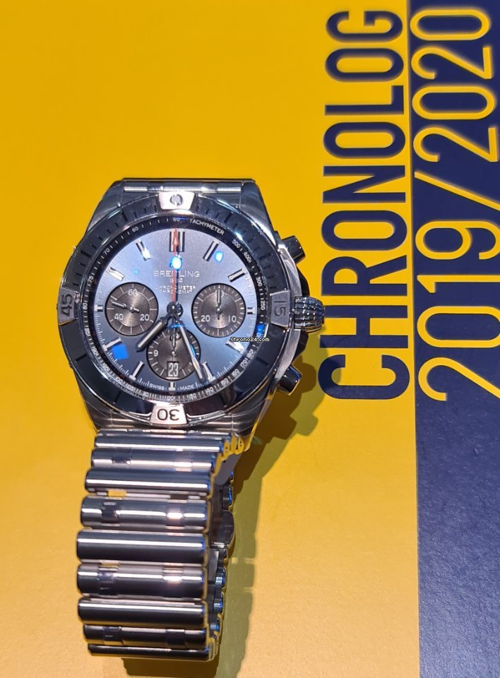 Breitling Chronomat AB0134101C1A1 2021 new