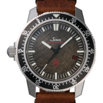 Sinn new Automatic Limited Edition Crown Left Screw-Down Crown 41mm Steel Sapphire crystal