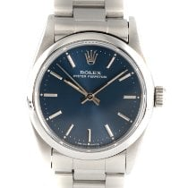Rolex Oyster Perpetual 31 Acero 31mm Azul