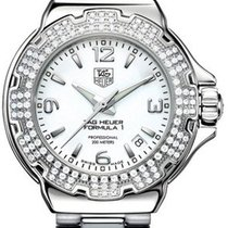 TAG Heuer Formula 1 Lady Steel 37mm White United States of America, California, Moorpark