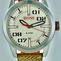 Hugo Boss Stahl 44mm Quarz Hugo Boss Orange Oslo 1513418 Herren Armbanduhr quarz ungetragen neu Deutschland, Vellmar