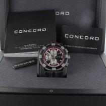 Concord Titanium Automatic Black No numerals new C1