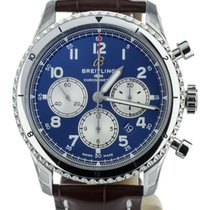 Breitling Navitimer 8 Steel 43mm Blue United States of America, Illinois, BUFFALO GROVE