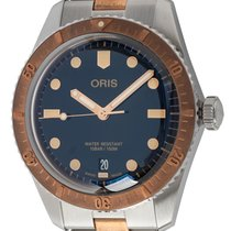 Oris Divers Sixty Five Bronze 40mm Blue United States of America, Texas, Austin