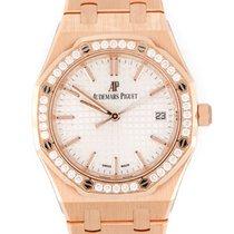 Audemars Piguet Royal Oak neu 2020 Automatik Uhr mit Original-Box und Original-Papieren 77351OR.ZZ.1261OR.01