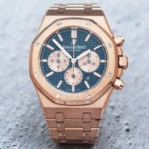 Audemars Piguet 26331OR.OO.1220OR.01 Or rose 2018 Royal Oak Chronograph 41mm occasion