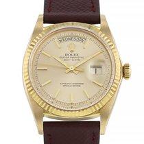 Rolex Or jaune Remontage automatique Sans chiffres 36mm occasion Day-Date 36