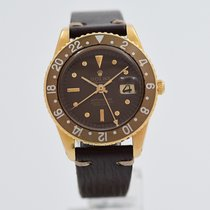 Rolex GMT-Master Yellow gold 40mm Brown No numerals South Africa, Johannesburg