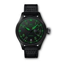 IWC Big Pilot Top Gun nuevo 2013 Automático Reloj con estuche y documentos originales IW501903
