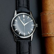 Omega Very good Steel 33mm Manual winding