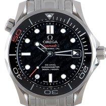 Omega Seamaster Diver 300 M Steel 36mm Black No numerals United Kingdom, London