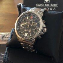 Swiss Military Сталь 48mm Кварцевые 6.5250.04.007 подержанные