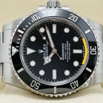Rolex Submariner (No Date) Steel 3235mm Black