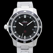 Sinn Steel 41mm Automatic 703.010-Solid-2LSS new United States of America, California, Burlingame