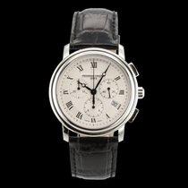 Frederique Constant Classics Chronograph Steel 40mm Roman numerals
