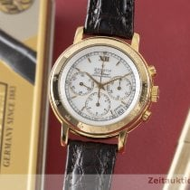 Zenith El Primero Chronograph Acero y oro 38mm Blanco