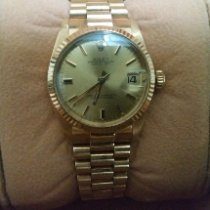 Rolex Datejust 6827 Very good Yellow gold 31mm Automatic Malaysia, kota kinabalu