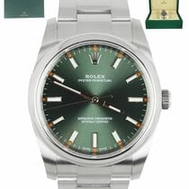 Rolex Oyster Perpetual 34 Steel 34mm United States of America, New York, Smithtown