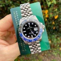 Rolex GMT-Master II Steel 40mm Black No numerals United Kingdom, Colchester